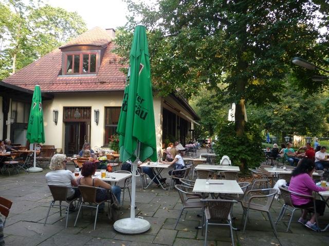 Stadtparkcafe Fürth
